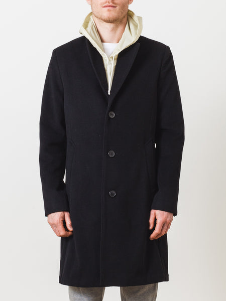 our-legacy-black-unstructured-coat-on-body