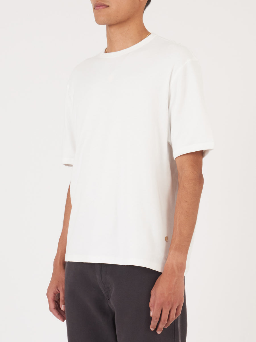Off White Flat T-Shirt