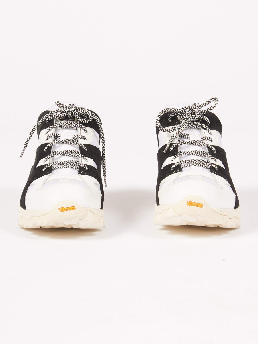 Our-Legacy-Salt-And-Pepper-Cage-Sneaker