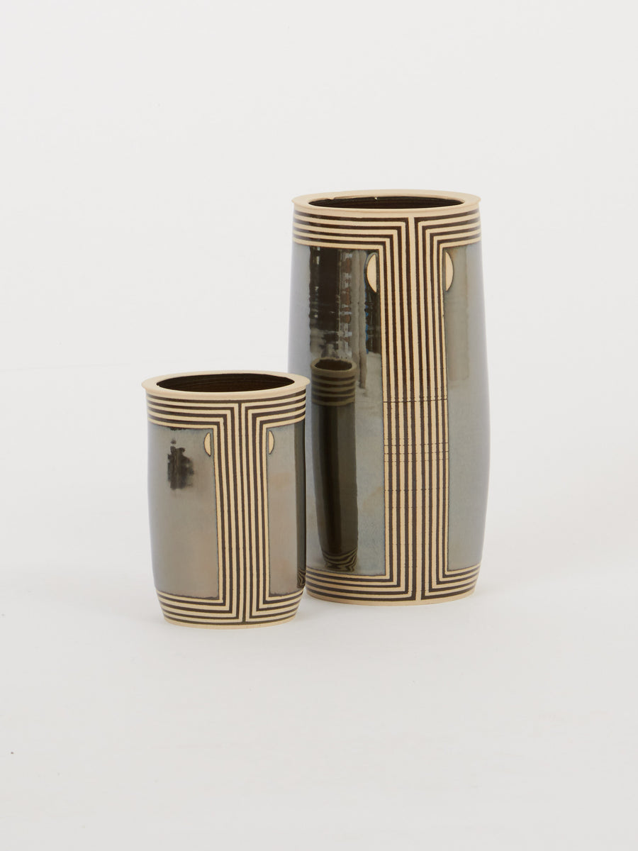 Jonathan-Van-Patten-Ceramics-Palladium-Set-Small-Vase