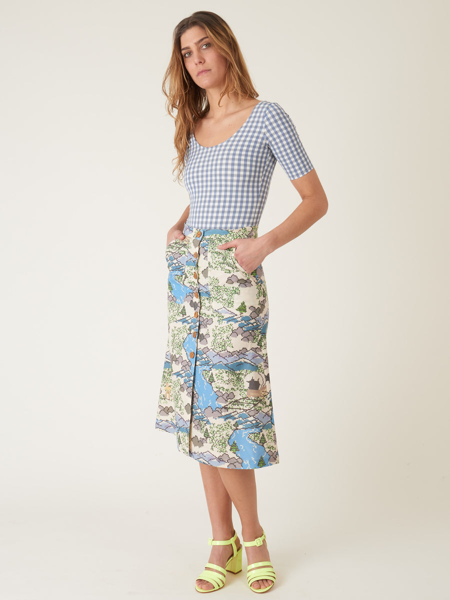rachel-antonoff-oregon-trail-rosemary-button-skirt-on-body
