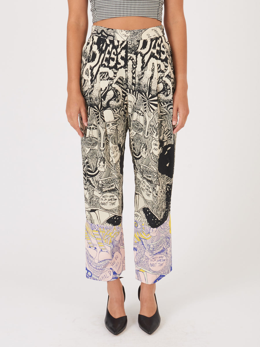 Rachel-Comey-Black-Chatter-Lenny-Pants-on-body
