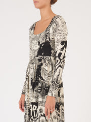 Rachel-Comey-Black-Chatter-Rhone-Dress-on-body