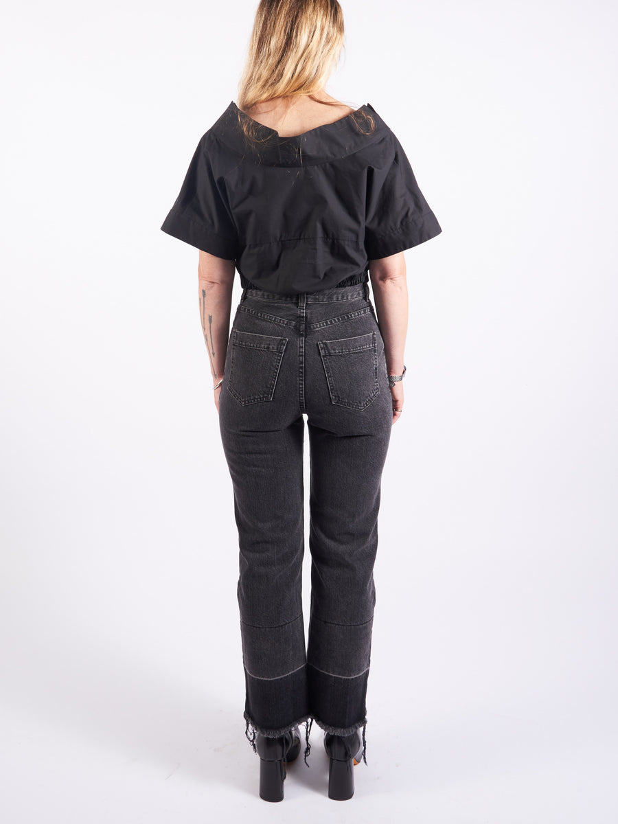 Rachel-Comey-Black-Copcake-Top-On-Body