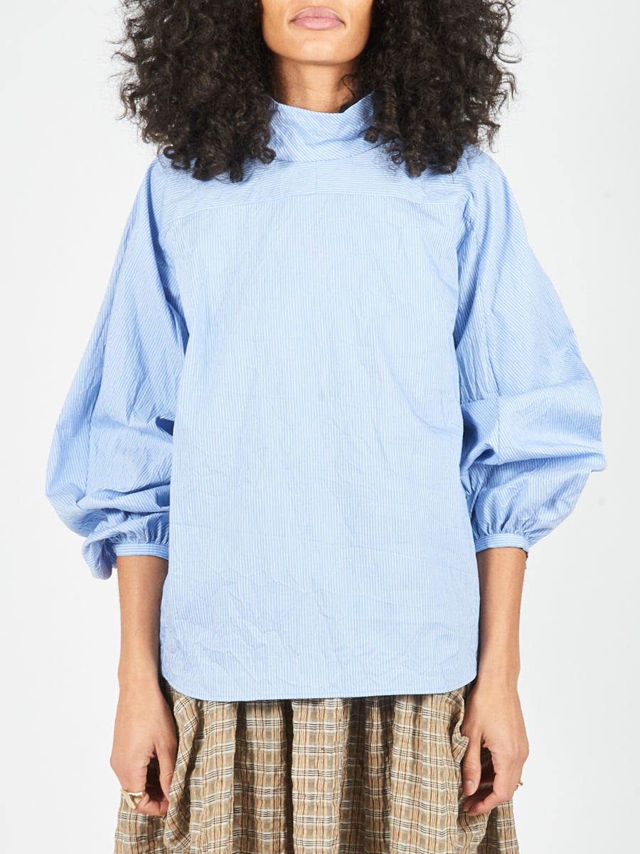 Rachel-Comey-Blue-Multi-Noni-Top-on-body