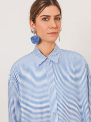 rachel-comey-blue/marble-susa-earrings-on-body