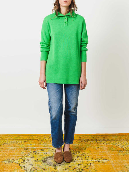 rachel-comey-kelly-green-peri-tunic-on-body