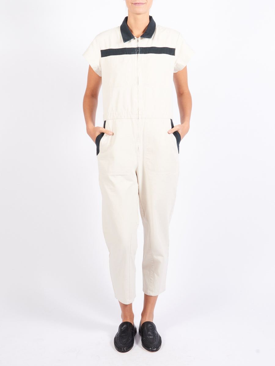 Natural Birch Jumpsuit