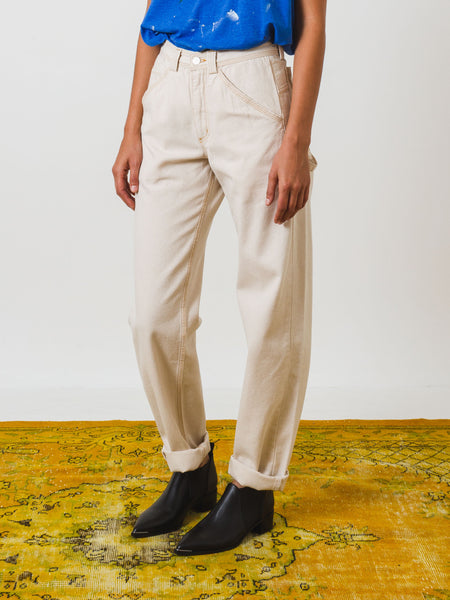 Natural Canvas Harbor Pant