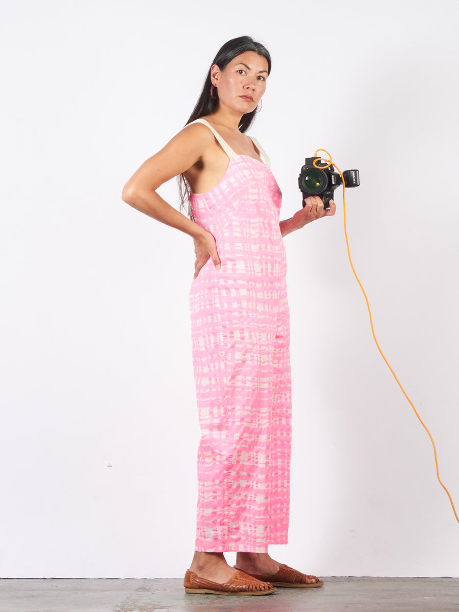 rachel-comey-neon-pink-camber-jumpsuit-on-body