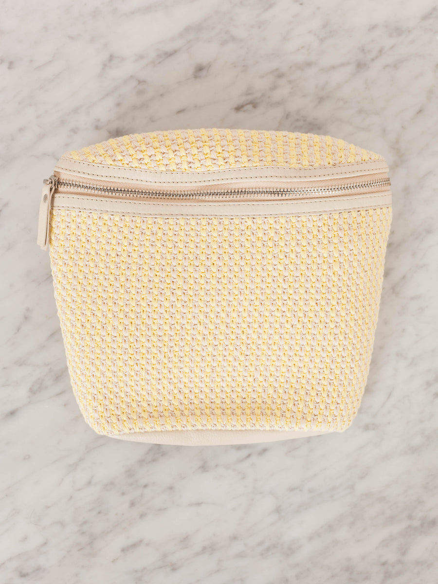 rachel-comey-yellow/bone-keno-bag