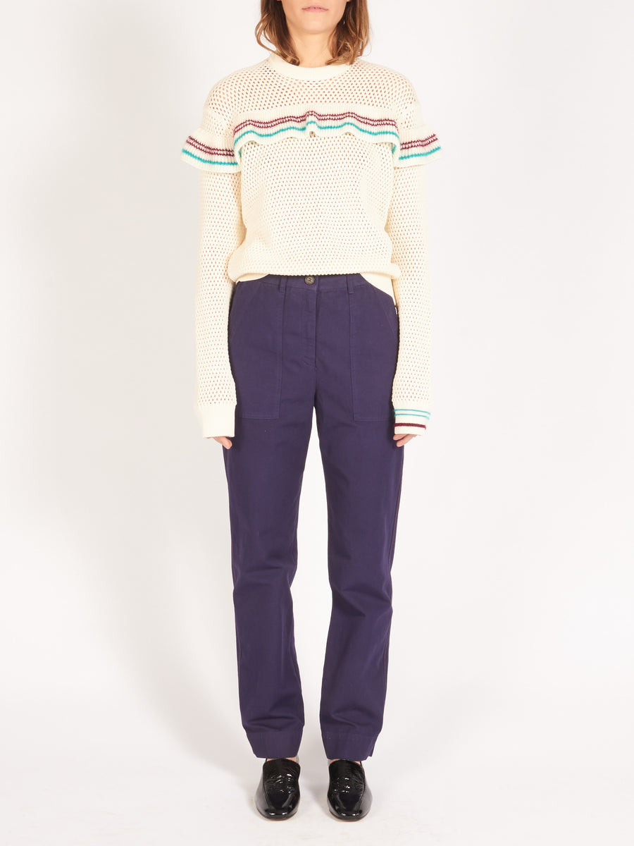 Raquel-Allegra-Navy-Officers-Pant-on-body