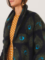 raquel-allegra-peacock-cardigan-coat-on-body