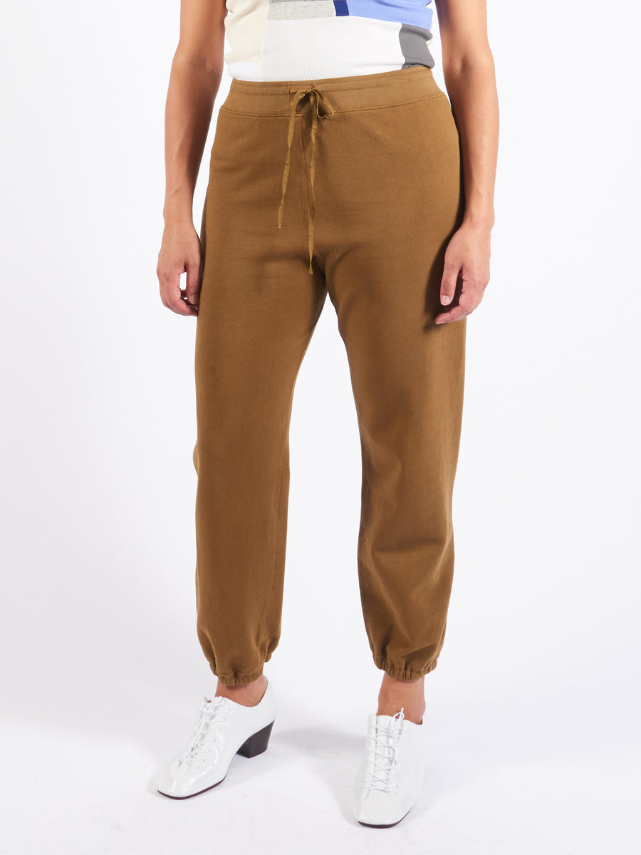 raquel-allegra-tobacco-sweatpants-on-body