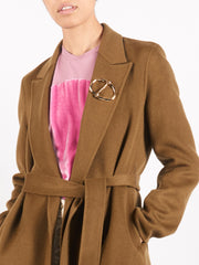 Chestnut Ava Coat