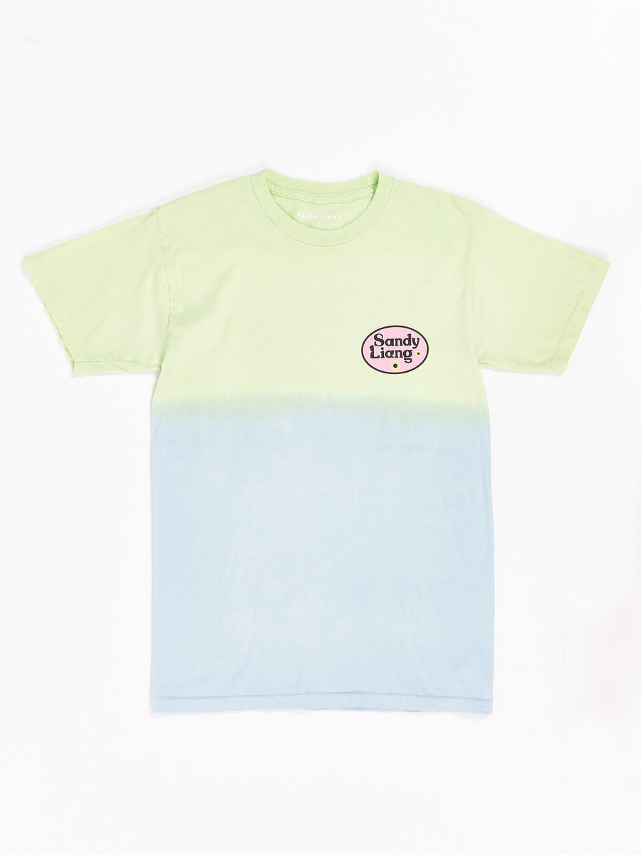sandy-liang-green-blue-dippy-tee-on-body
