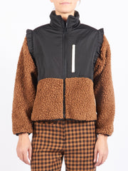 Teddy Brown Mia Fleece