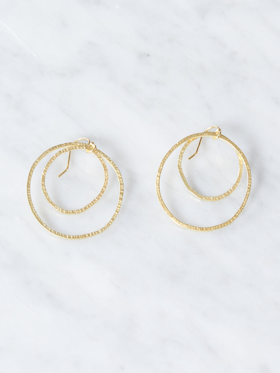 Sarah-Richardson-Jewelry-Gold-Double-Loop-Link-Earrings