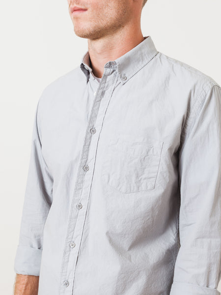 Light Grey Leisure Shirt