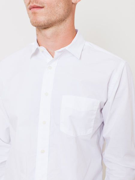 schnayderman's-white-poplin-leisure-shirt-on-body