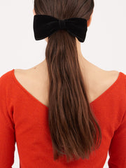 Sophie-Buhai-Black-Classic-Velvet-Bow-on-body