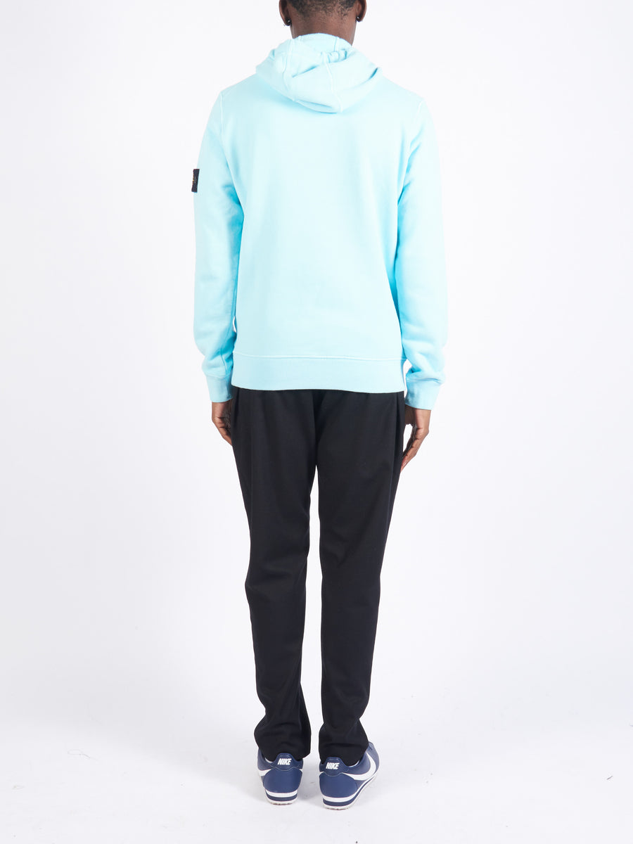 Acqua Hooded Sweatshirt