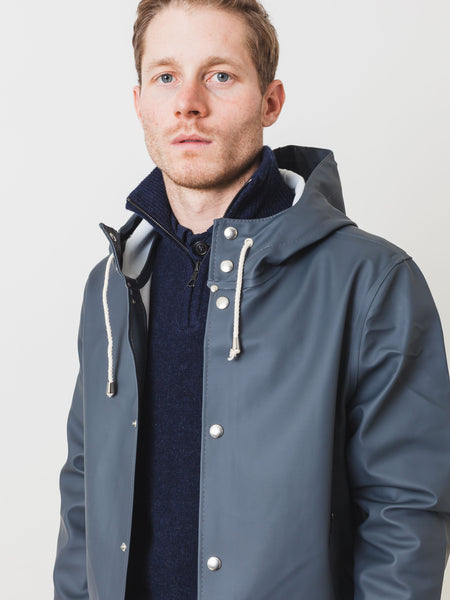 Charcoal Stockholm Raincoat