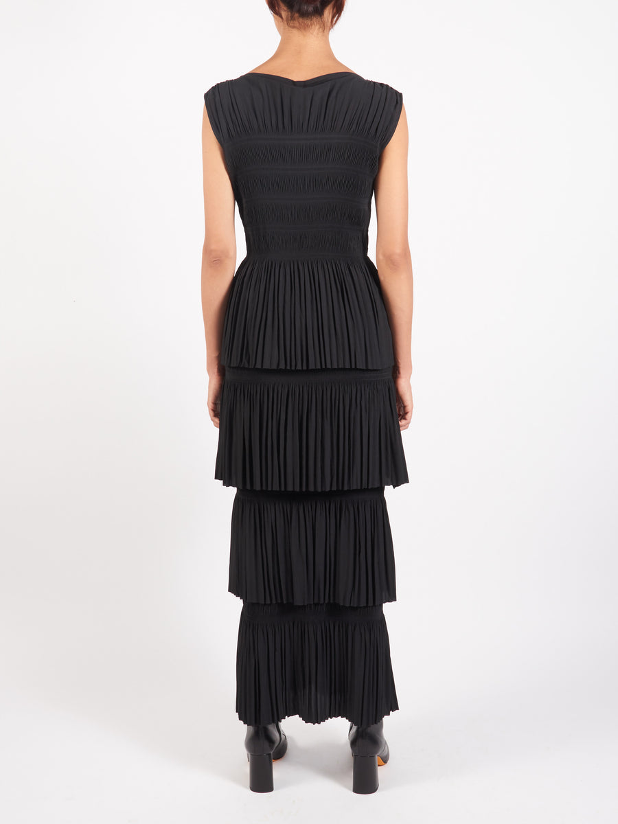 Black Aramon Dress