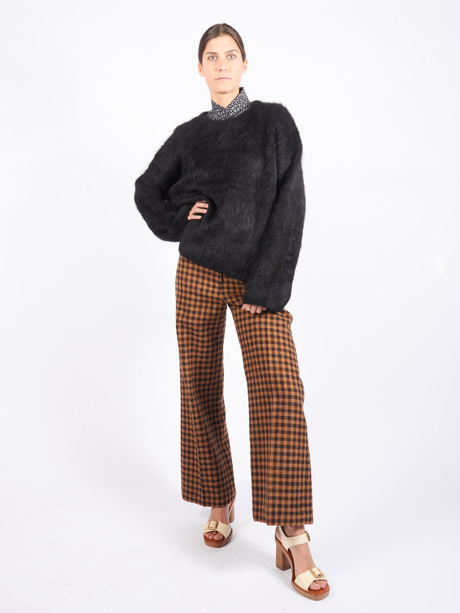 Black Biella Sweater