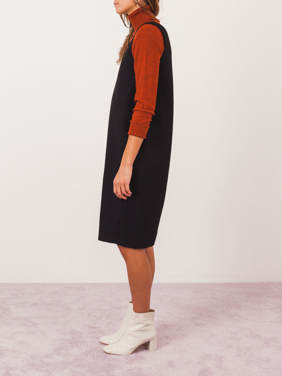 toteme-black-canelli-dress-on-body