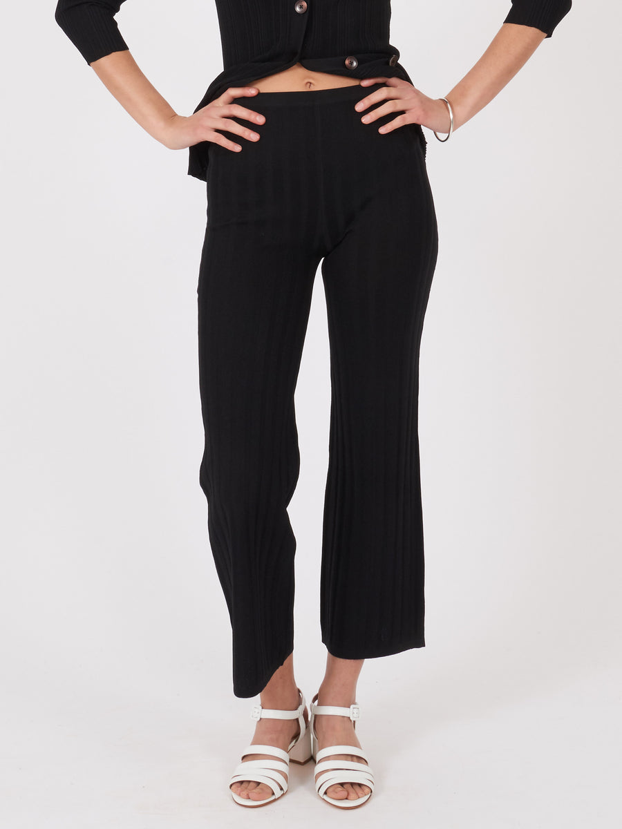 toteme-Black-Cour-Knitted-Trousers-on-body