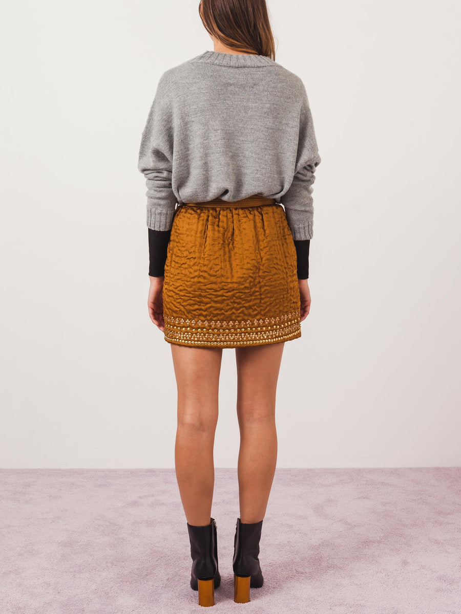 ulla-johnson-bronze-shaia-skirt-on-body