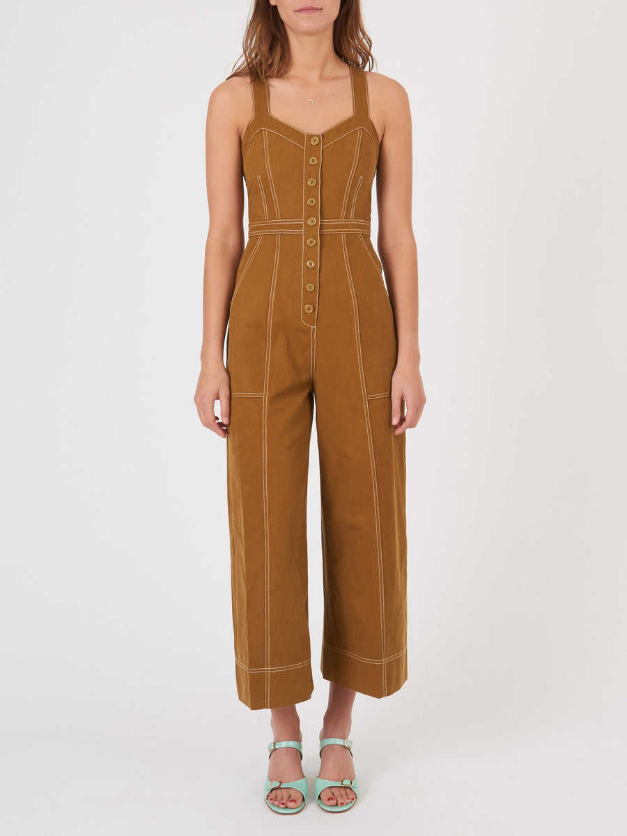 Ulla-Johnson-Olive-Romy-Jumpsuit-on-body