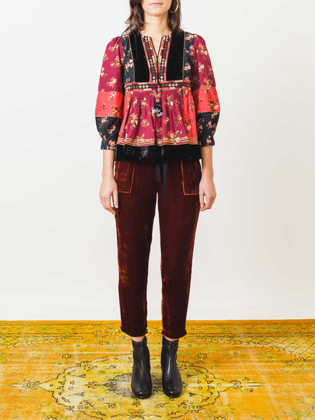 ulla-johnson-patchwork-bijana-blouse-on-body