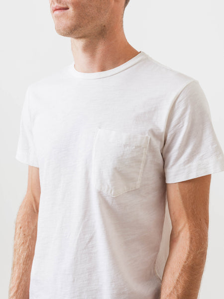 White Jake T-Shirt