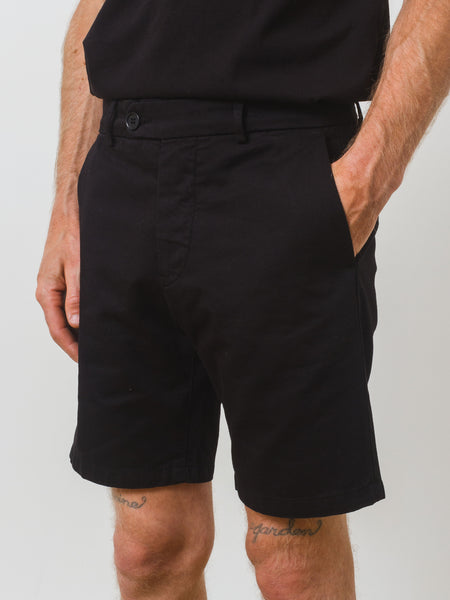 Black Emmett Short