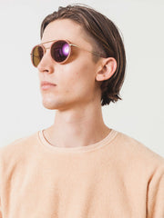 Round Edge Sunglasses