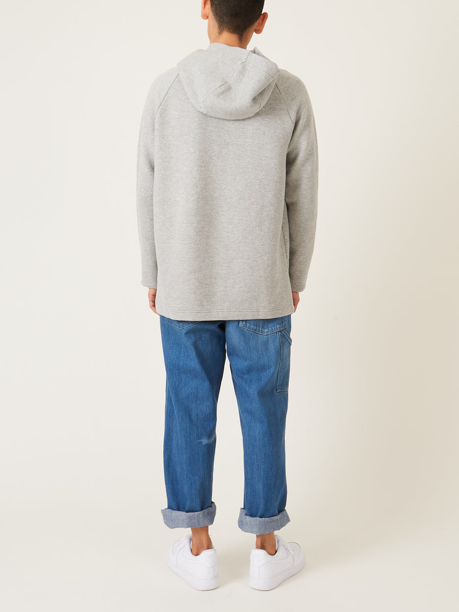 wings+horns-Grey-Vented-Hooded-Pullover-on-body