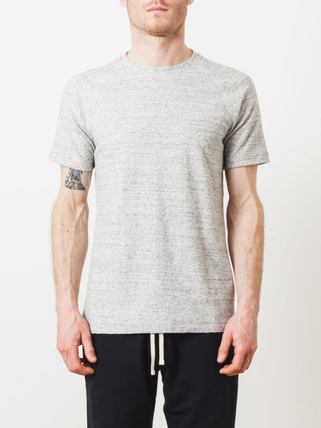Grey Loop Knit Tee