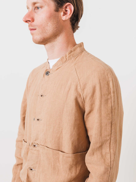 Sand Cropped Catch All Jacket