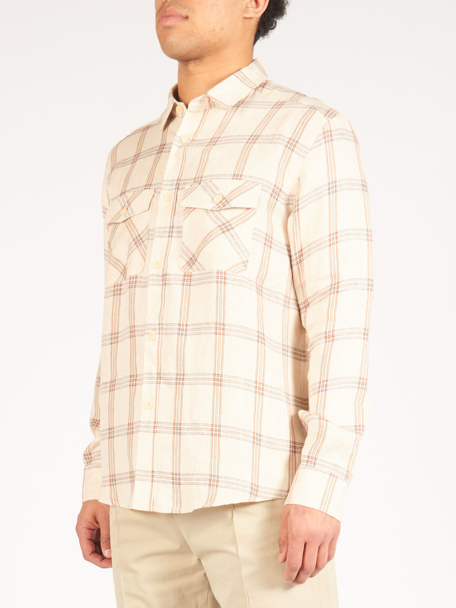 a-kind-of-guise-Multi-Check-Chambers-Shirt