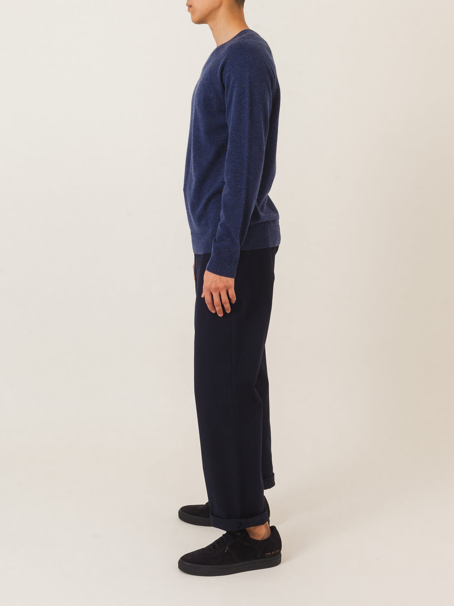 a.p.c.-Heathered-Indigo-Same-Sweater-on-body