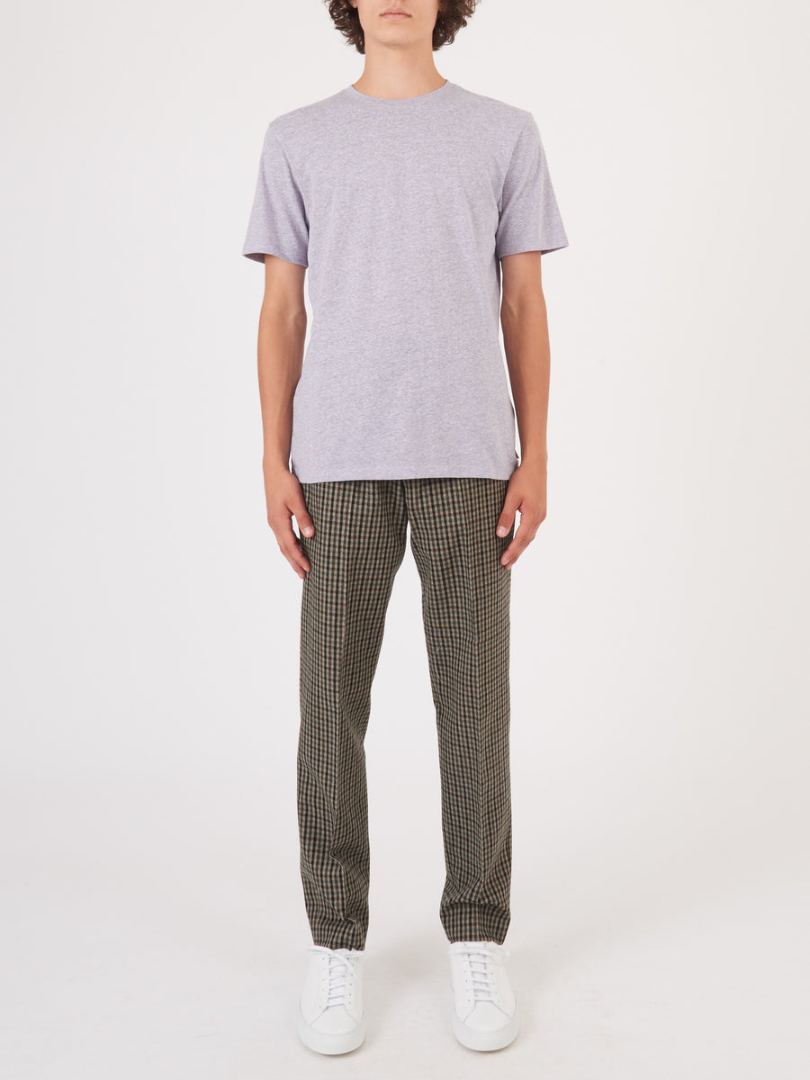 a.p.c.-Violet-Chine-Jimmy-T-Shirt-on-body
