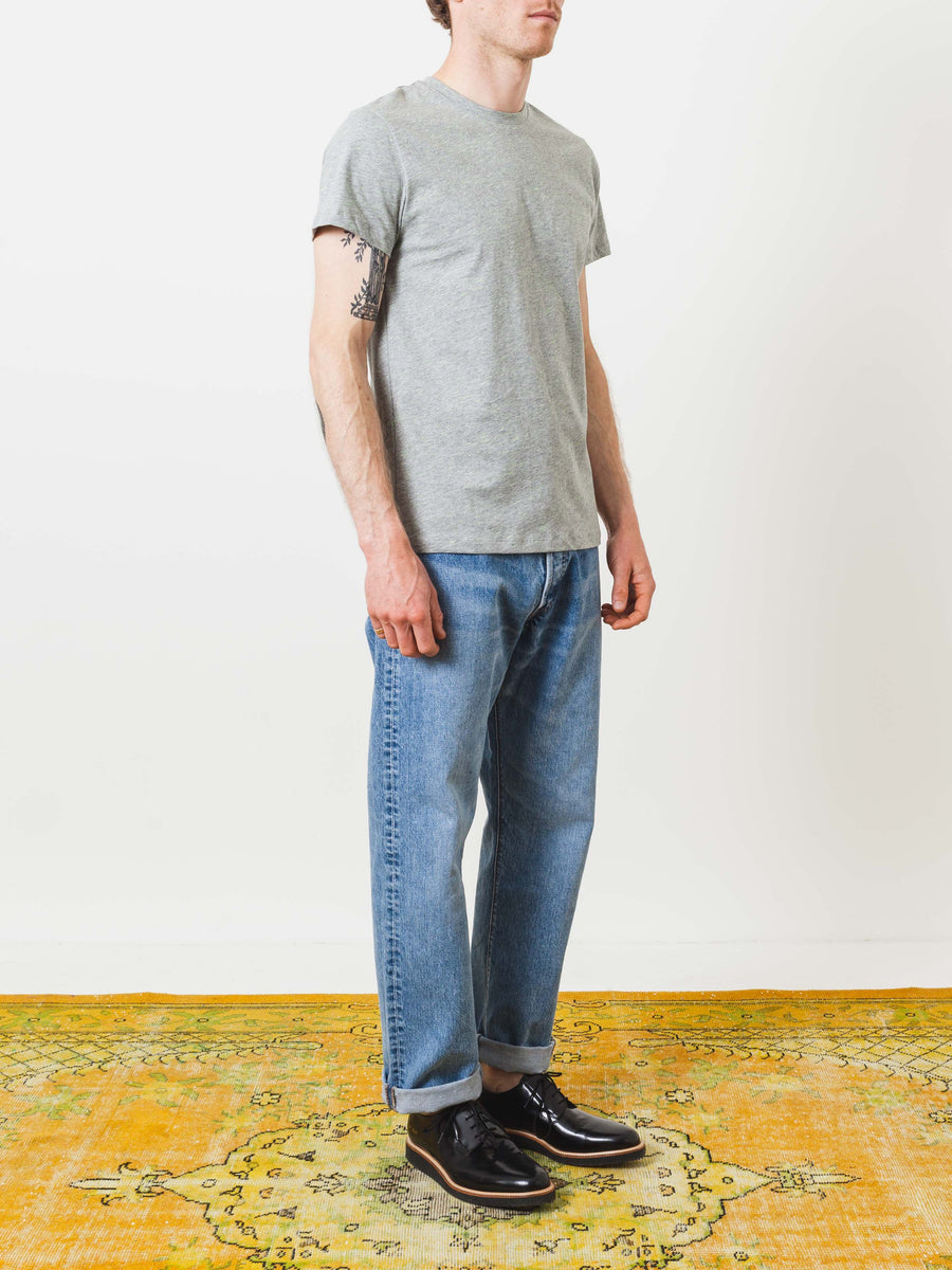 a.p.c.-heathered-grey-jimmy-t-shirt-on-body