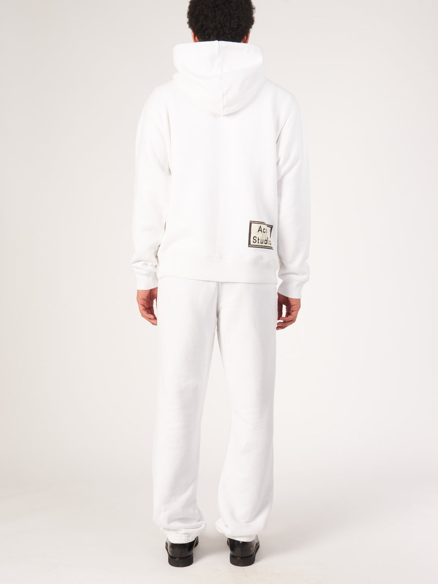 acne-studios-Optic-White-Reverse-Label-Hooded-Sweatshirt