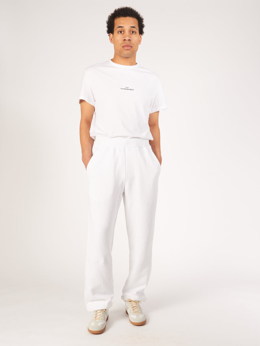 acne-studios-Optic-White-Reverse-Label-Trousers