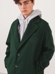 barena-Green-Brentone-Long-Trench-on-body