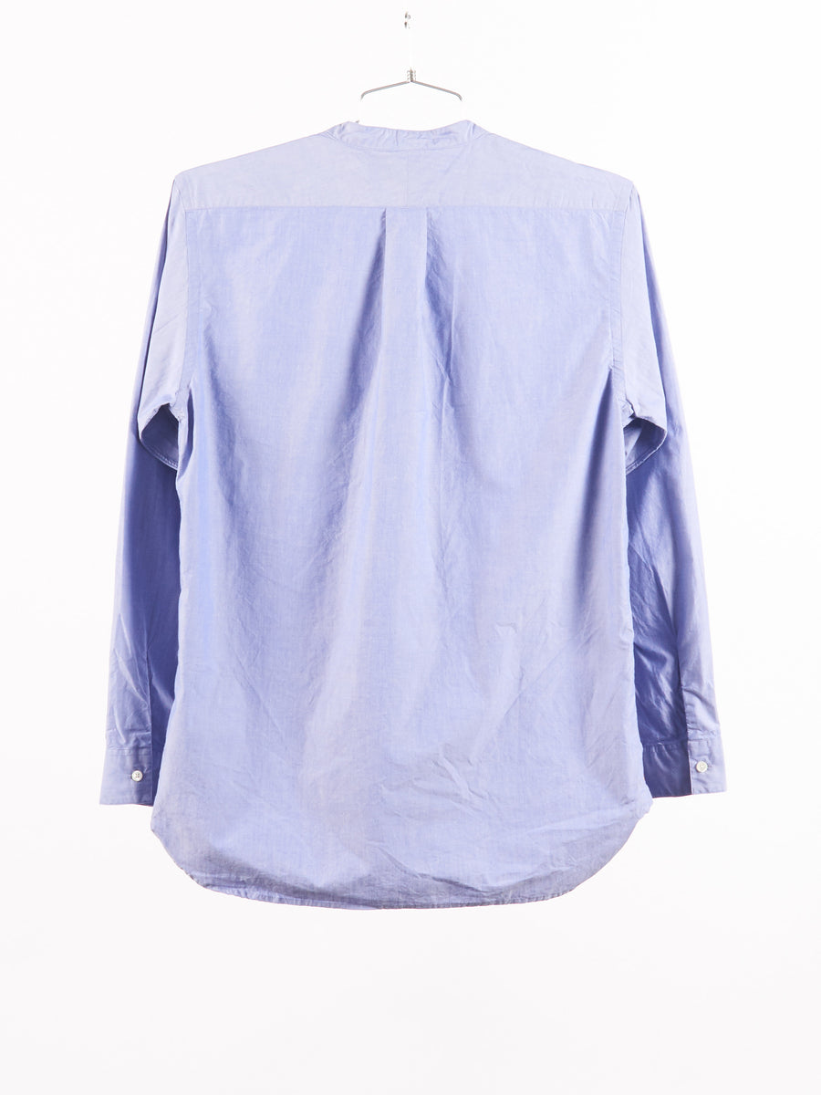 beams-plus-Blue-Chambray-Button-Down