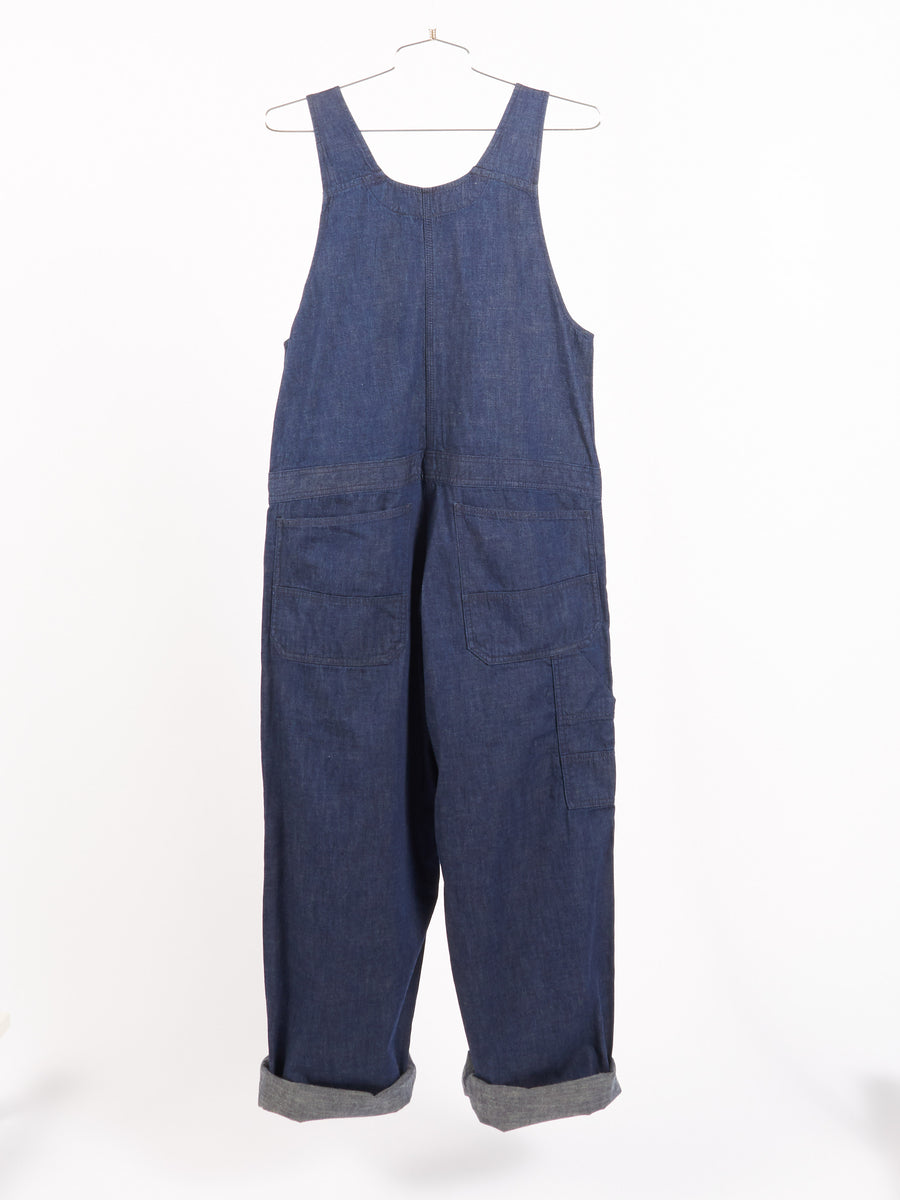 beams-plus-Denim-Work-Overalls