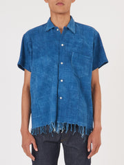 bode-African-Country-Cropped-Shirt-on-body